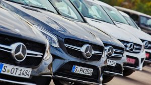 Mercedes occassion Allemagne